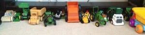 Kimmie and Essie's garage