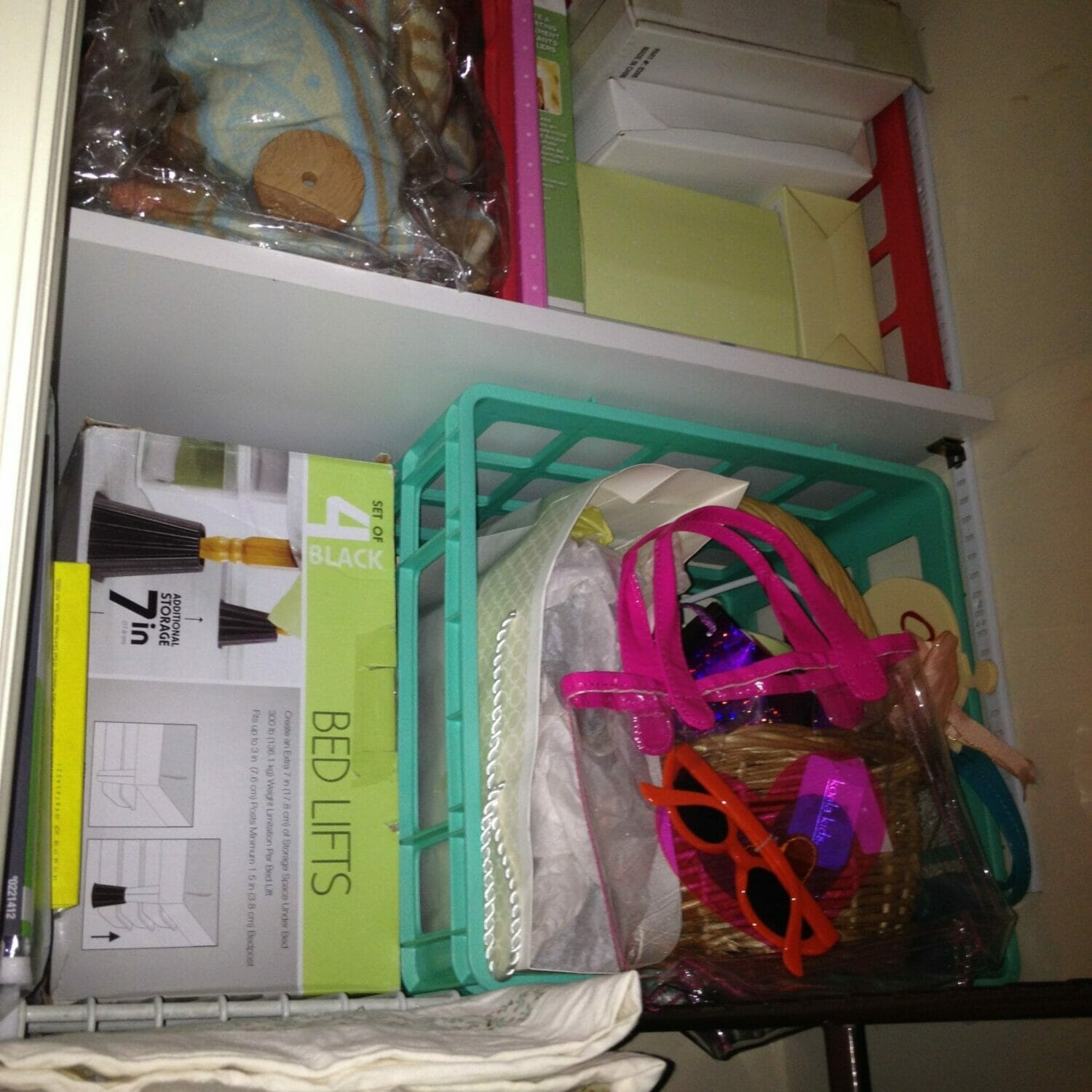 Give Your Kids' Closet A Makeover This Weekend With DIY Shelving