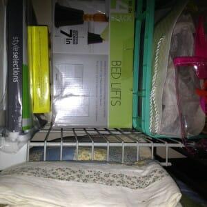 connector shelf