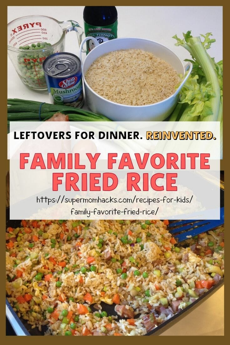 Family-Favorite Fried Rice