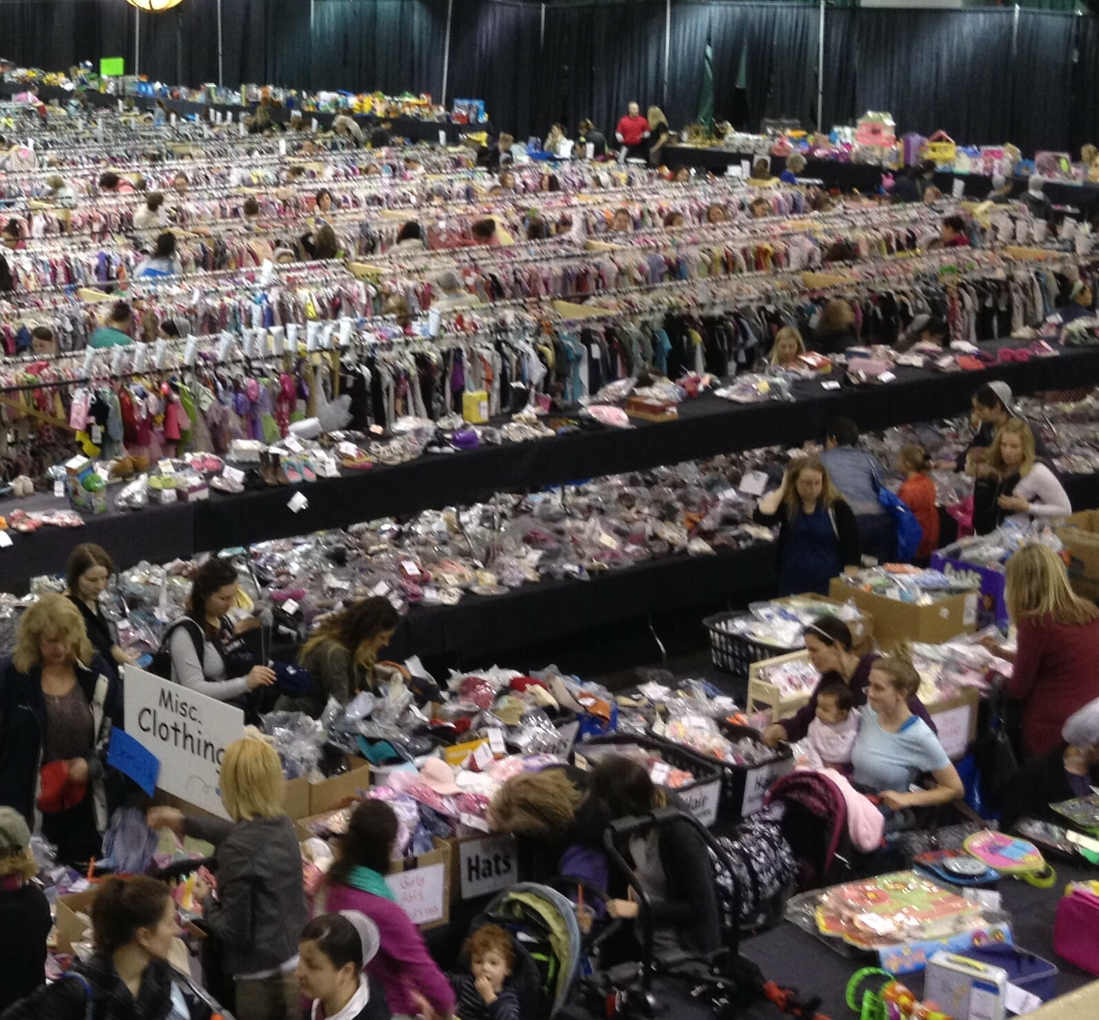 Considering a Consignment Sale Event? Six Tips to Help You Cash In Big