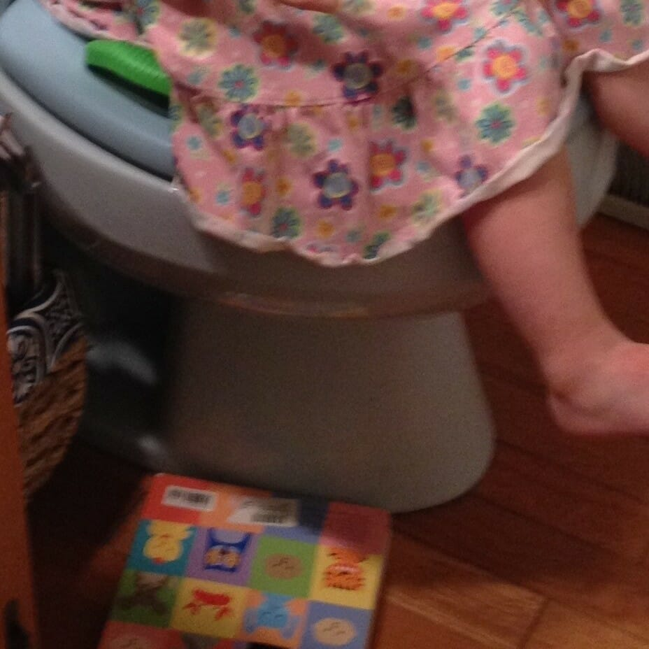 Toilet-Training Your Monster, Commando Style