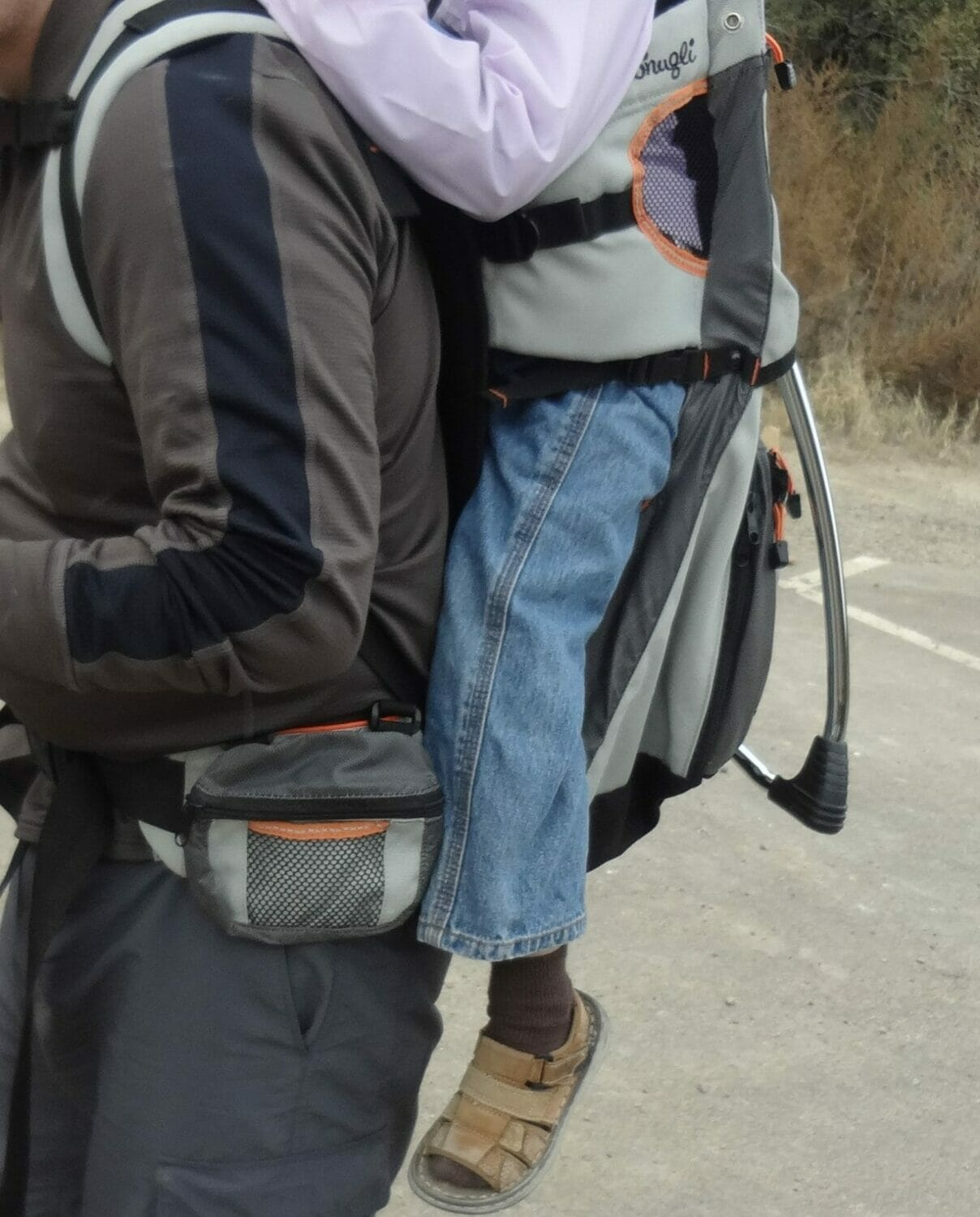 Babywearing Made Easier From Dads To Hikes To Big Ger