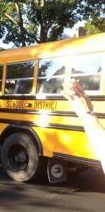 bye-bye bus