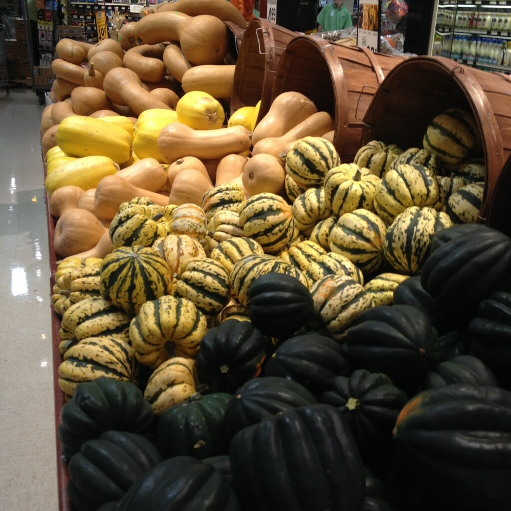 winter squash for sale