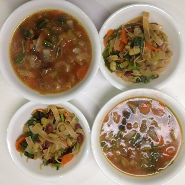 kitchen-sink soup
