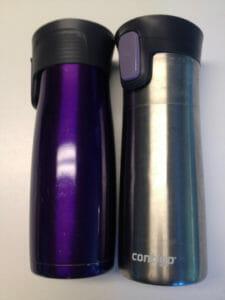 leakproof mugs 2 styles