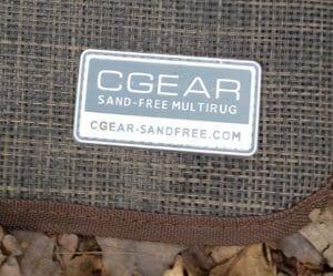 CGear Sandfree Multimat