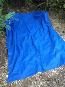 Keisha's picnic blanket