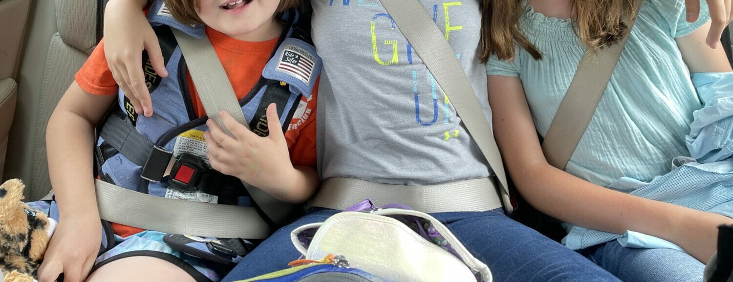 Best Travel Carseat Ever (Hint: it's not a carseat!)