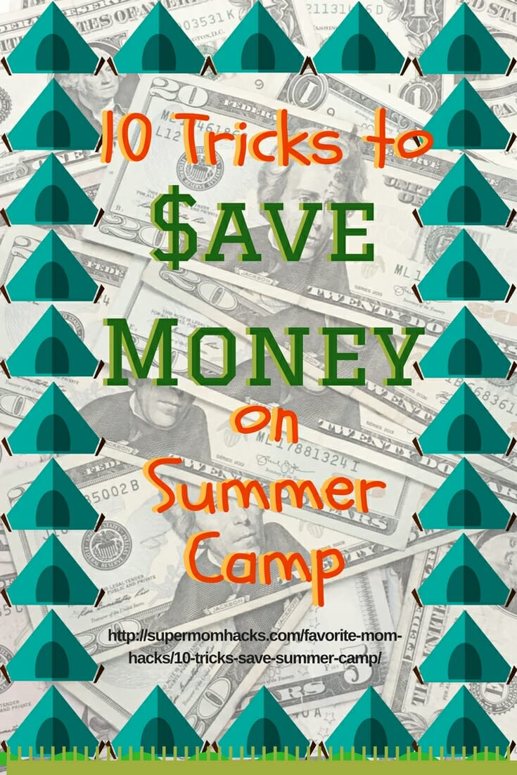 Do summer plans already have you reeling from sticker shock? There ARE ways to save on summer camp; I've already saved hundreds. How much will YOU save?