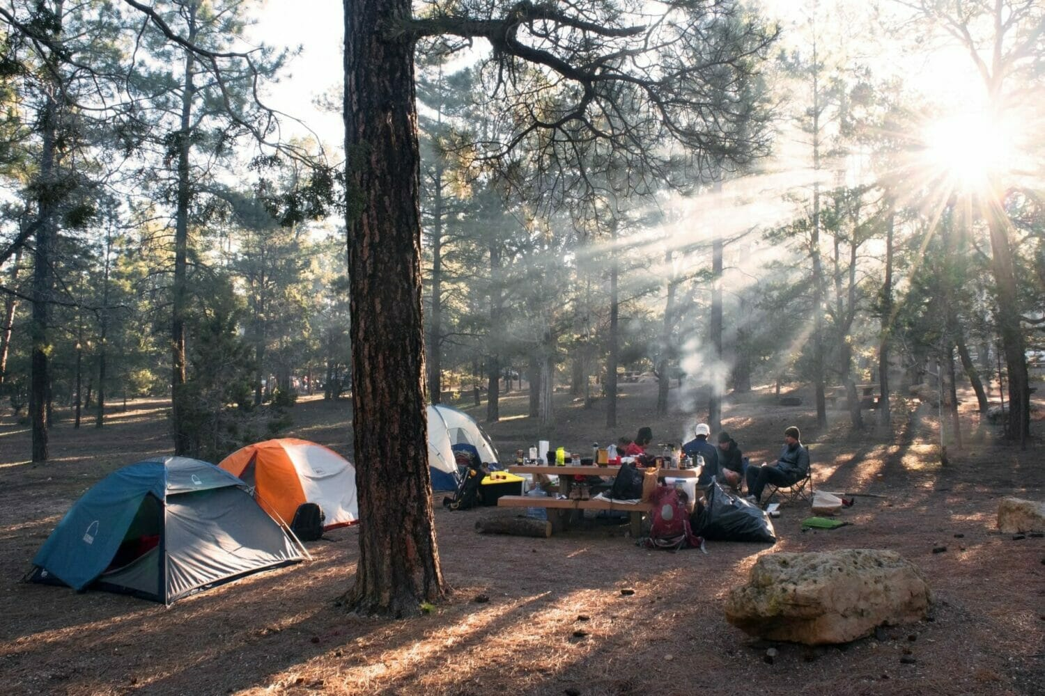 If you and your family like to camp, these family camping splurges will make your adventures oh-so-much-nicer.