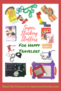 "Need some stocking-stuffer ideas for Christmas? Or a ""little something"" for friends' kids at the holidays? These super stocking stuffers are under $10 each! Stocking stuffer ideas 