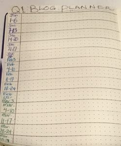Want to start a bullet journal, but not sure how? This step-by-step beginner's guide to starting a bullet journal will help you overcome your mental blocks and get going!