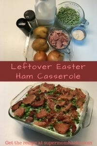 My family LOVES eating this one-dish meal for dinner the day after Easter. Give our leftover Easter ham casserole a try, and you'll see why.