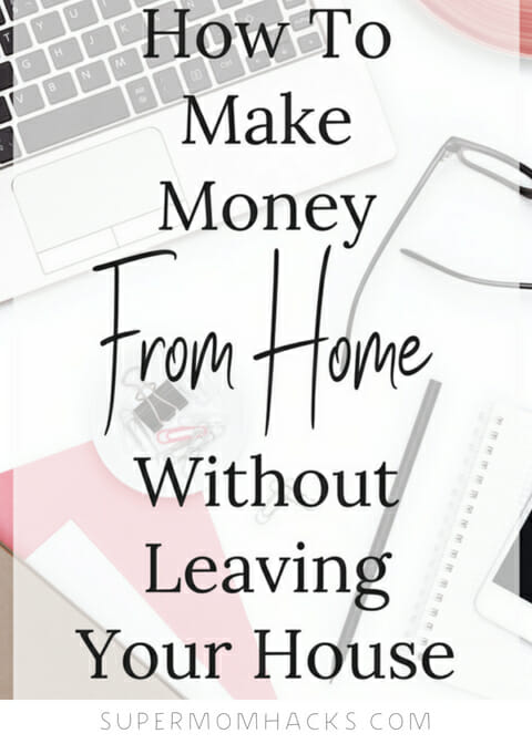 Working from home can be the ultimate hack for busy parents. This must-read will help you find ways to make money that are both legit AND profitable.