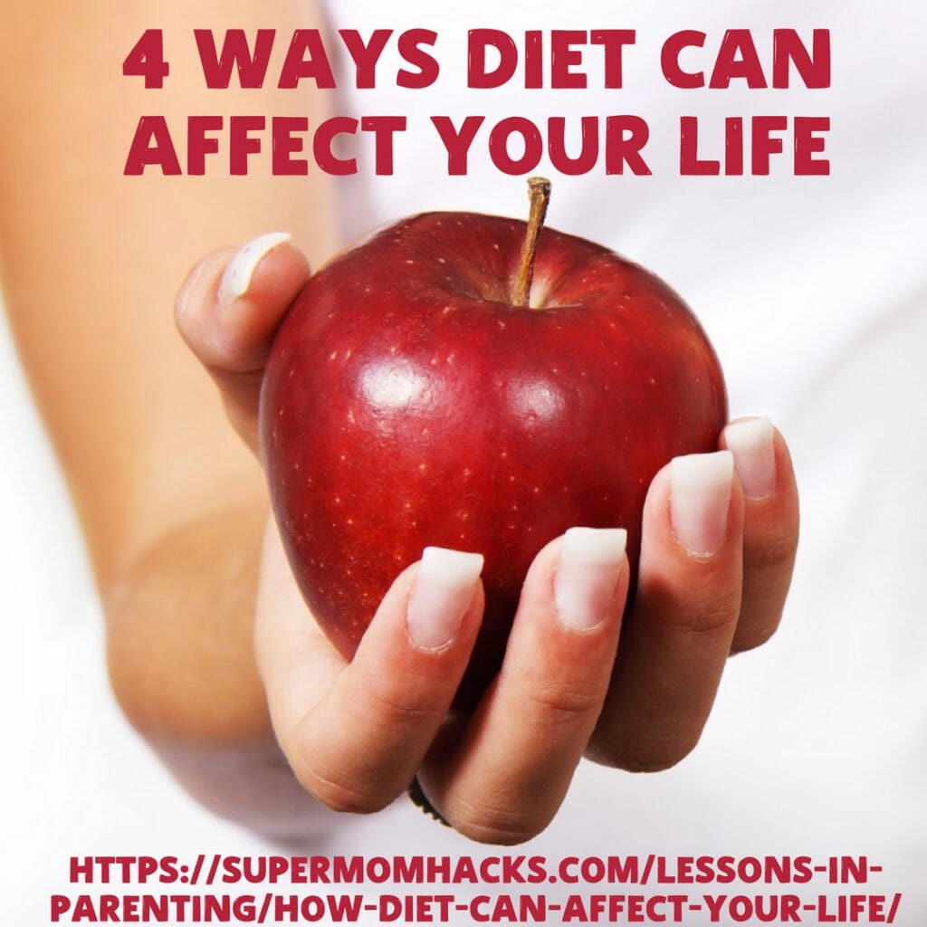 What we eat has a far greater affect on our bodies and overall health than just what the scale says. Read this for more on how diet can affect your life.