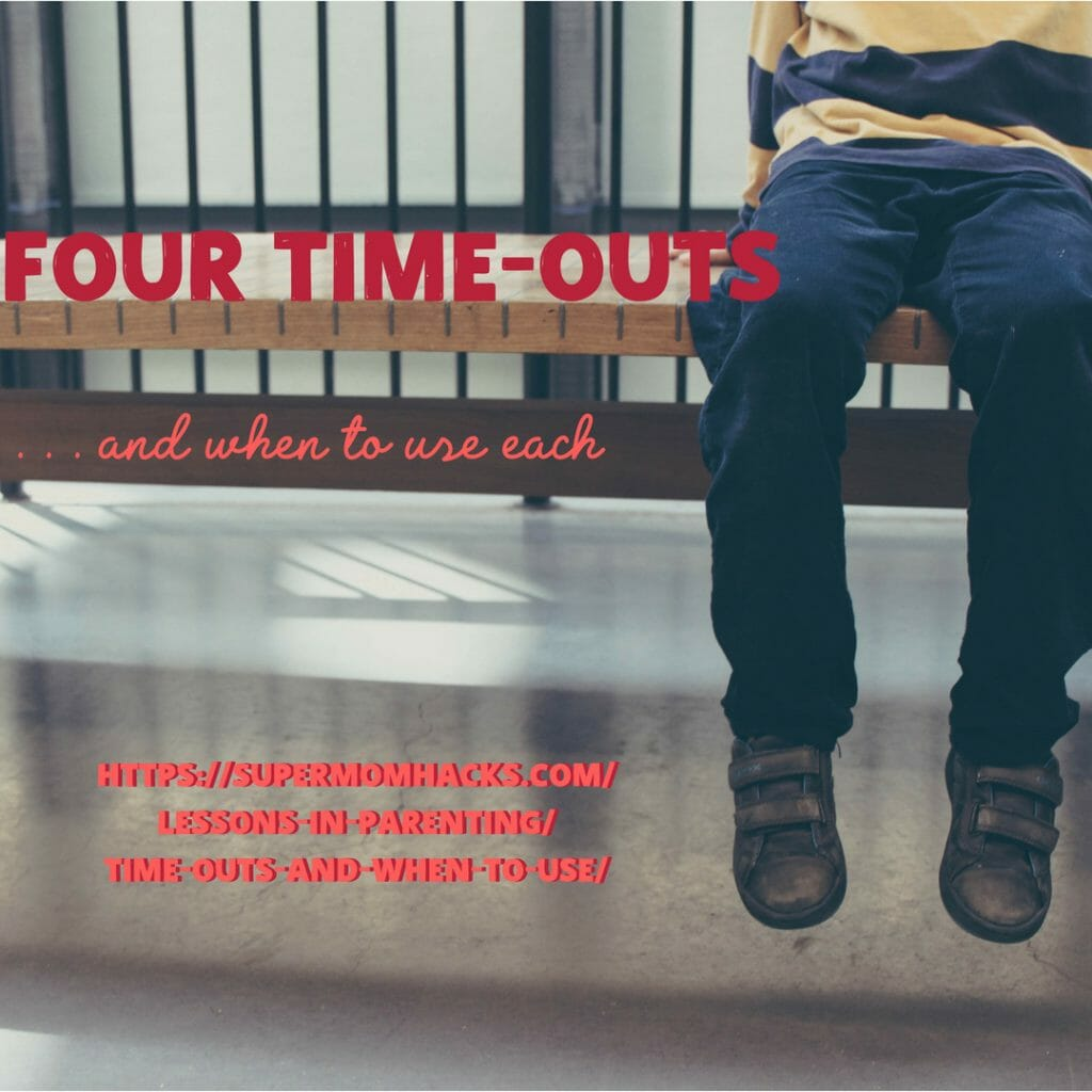 I once thought timeouts were evil. Then I realized there's more than one kind of timeout, and using the right one at the right time means needing them less!