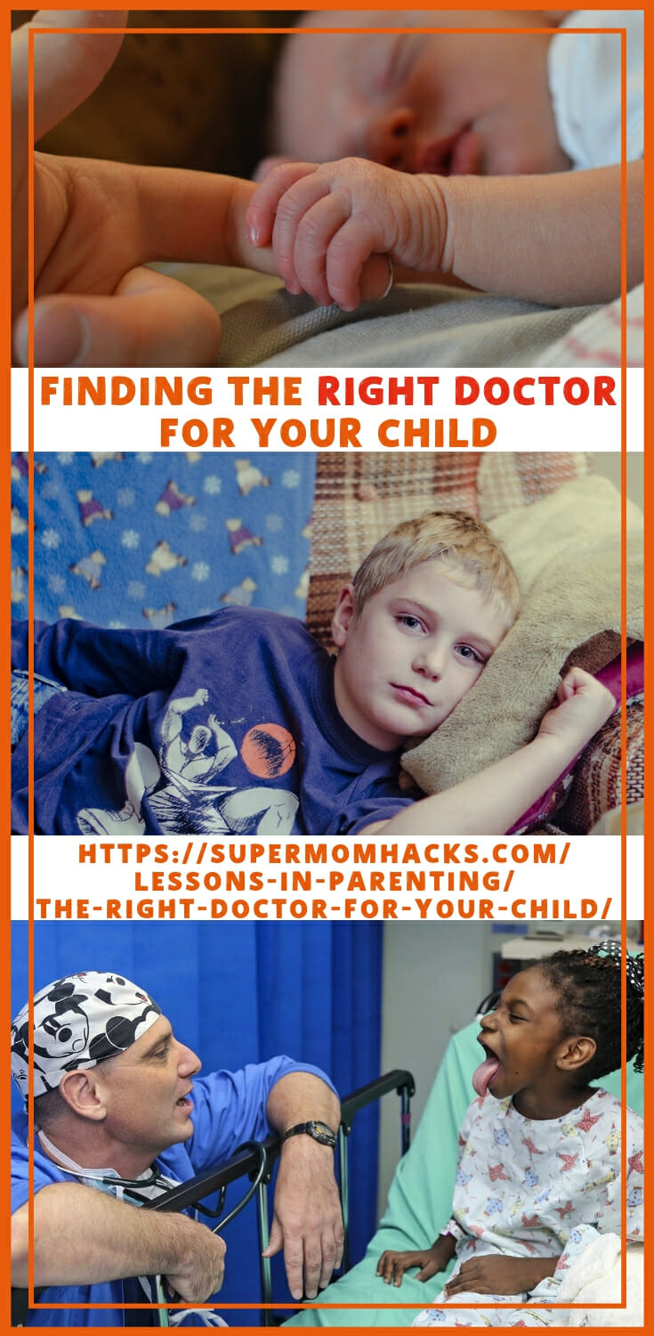 Choosing your kid's medical provider can be overwhelming, but it's critical to find the right doctor BEFORE they're sick. This step-by-step guide will help.