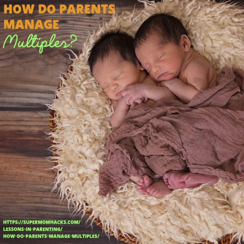 Expecting multiples? Yes, you'll have your hands full, but it's truly not Mission: Impossible. Some smart planning with these tips, and you'll do just fine!