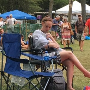 Yes, you love your music. But does that mean it's a good idea to drag your kids along to concerts or music festivals? Here's what you need to consider.