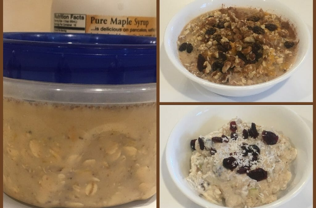 Best Make-Ahead Breakfast Recipes: Overnight Oats & Morning Muesli