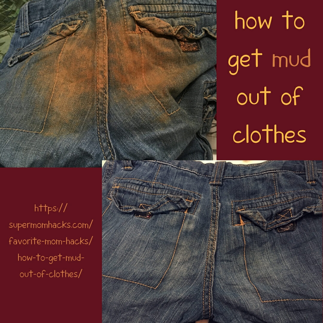 If you're a parent, you'll need to know how to get mud out of clothes at some point. I recently had a chance to put several mud-removal options to the test.