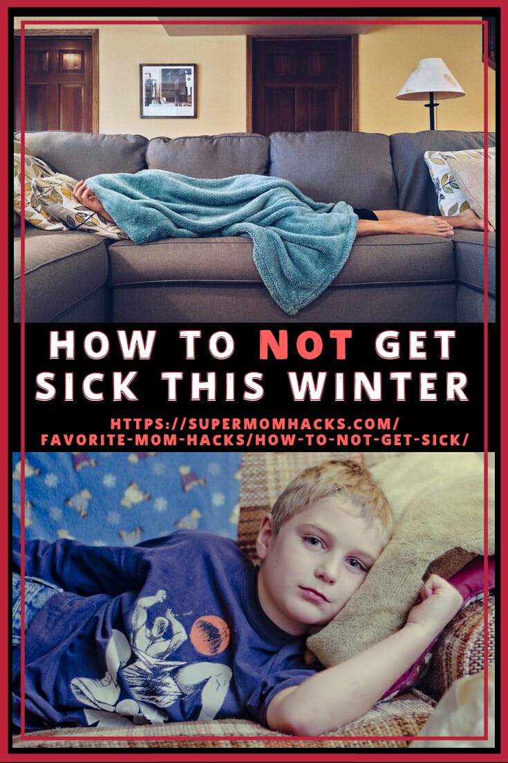 Do you know how to stay healthy? These tips on how to stay healthy will help your family NOT get sick this winter