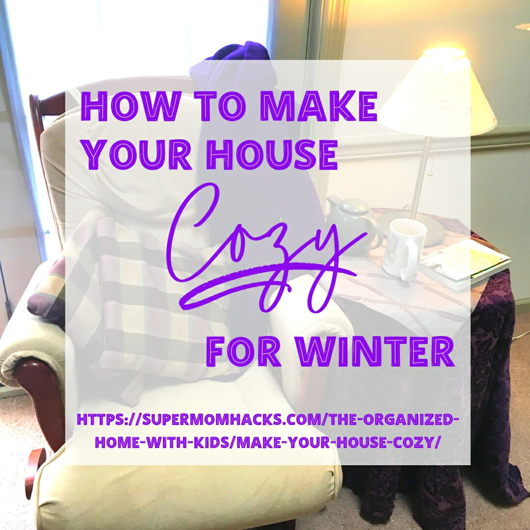 Is your family ready for winter? What about your home? With these tips, you'll know how to make your house cozy for winter in no time flat!