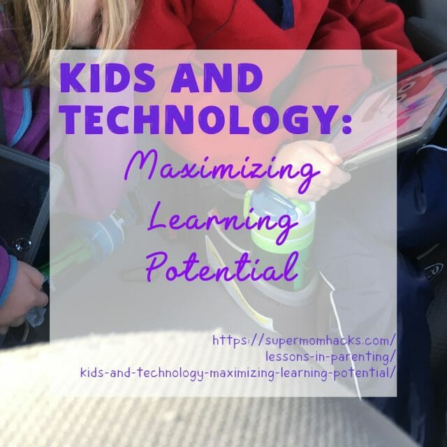 Kids and technology are a scary combination to some parents, but tech offers so much learning potential for kids. Here's how to harness that potential.