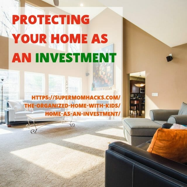 Are you doing all you can to protect your home as an investment? With so many competing issues to watch out for, here are the big five you can't ignore.