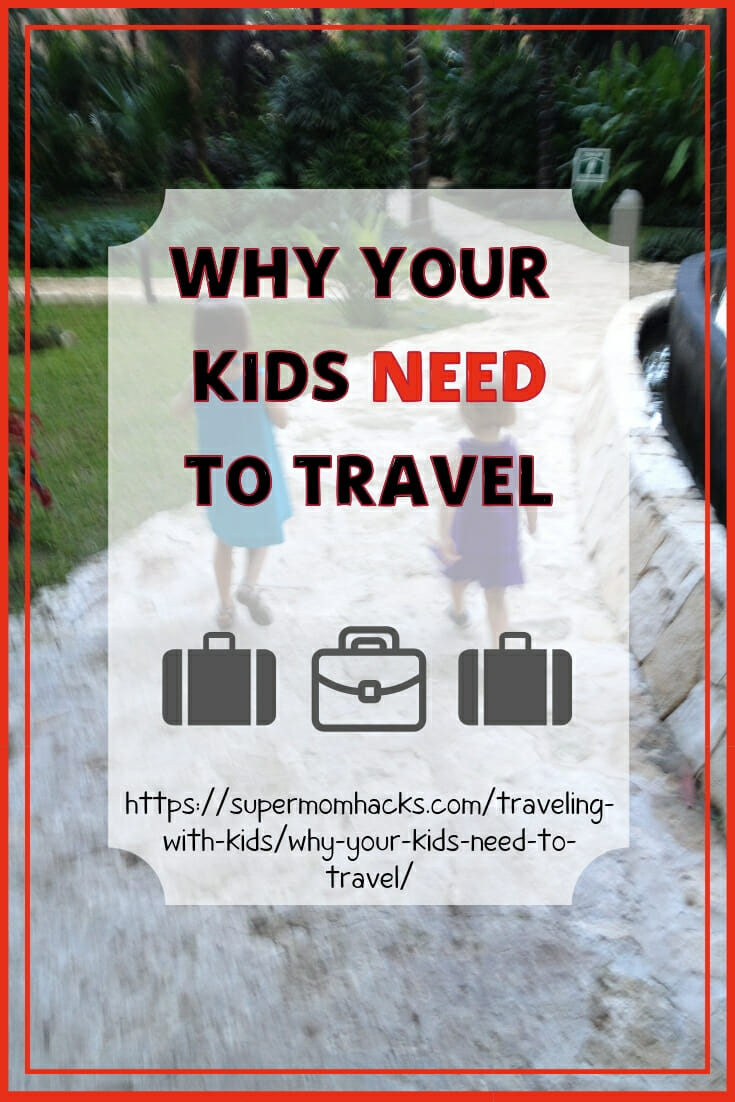 Not convinced your kids need to travel? Once you learn about the ways kids benefit from travel, you'll never think about family trips the same way again.