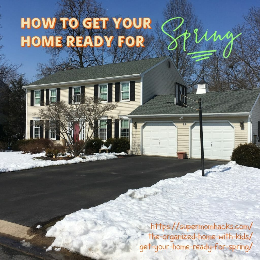Know how to get your home ready for spring? These post-winter must-do's will preserve your home's value (and your summer!) by avoiding costly repairs.