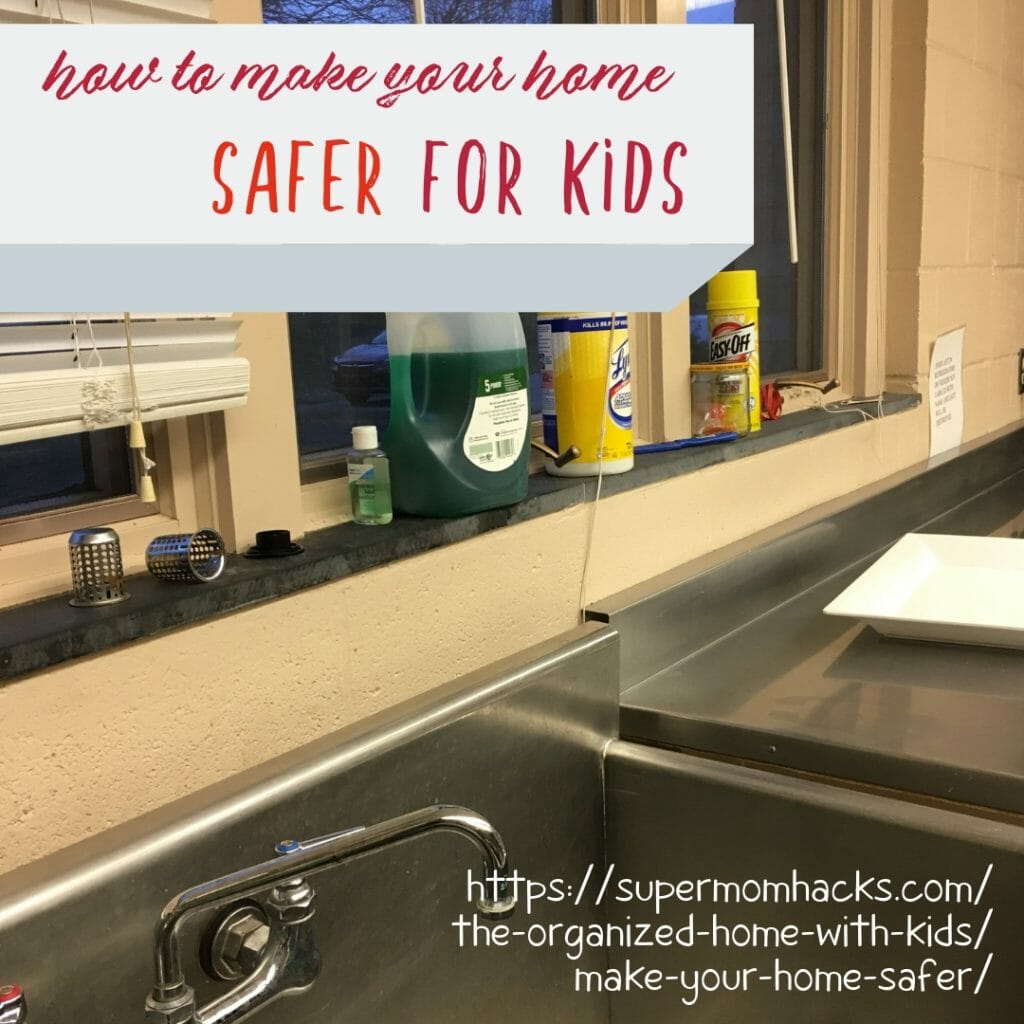 You've got the outlet covers, the safety latches, the chemicals locked up. But these simple tweaks can make your home safer for kids and adults alike.
