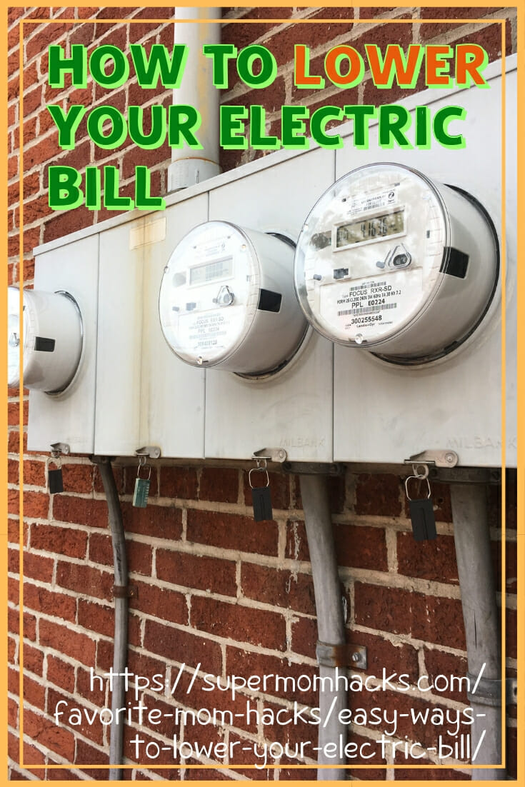 Whether you've got saving the planet on your mind, or just a recent case of sticker shock, this post has plenty of easy ways to lower your electric bill.