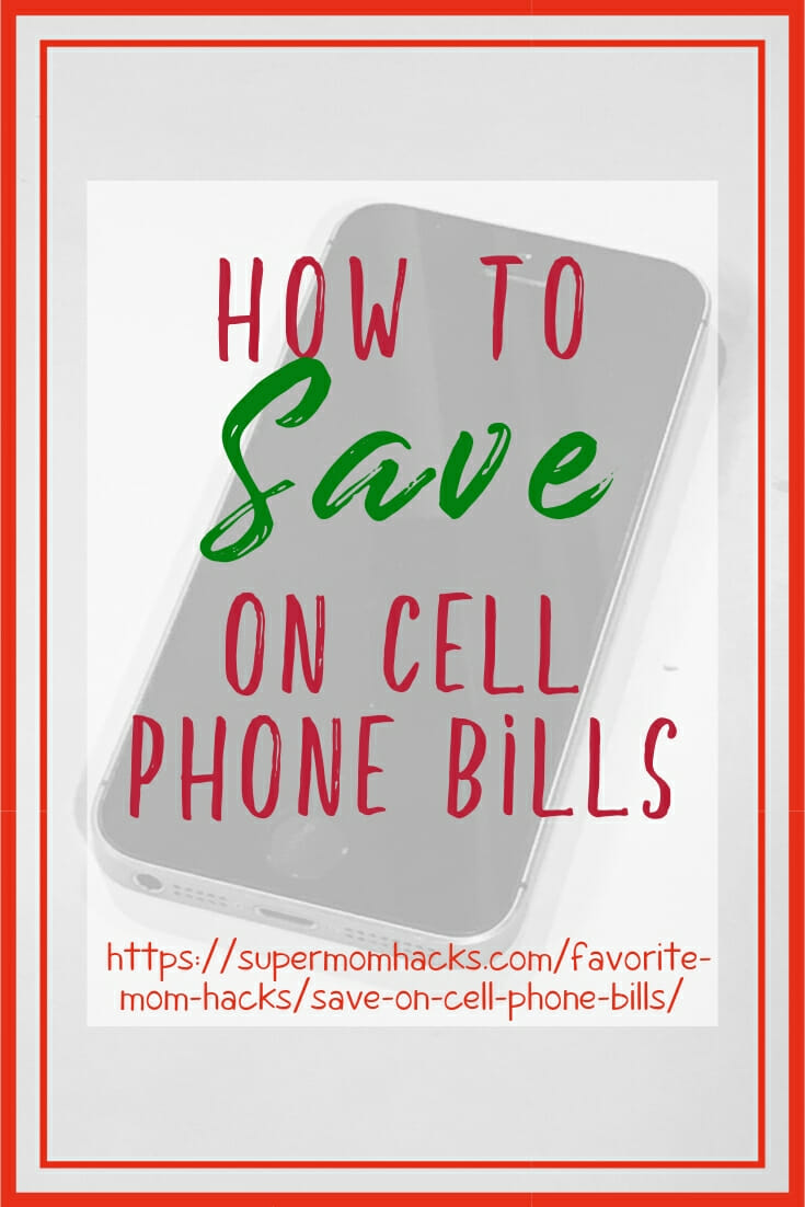 Three Easy Tips To Save on Cell Phone Bills