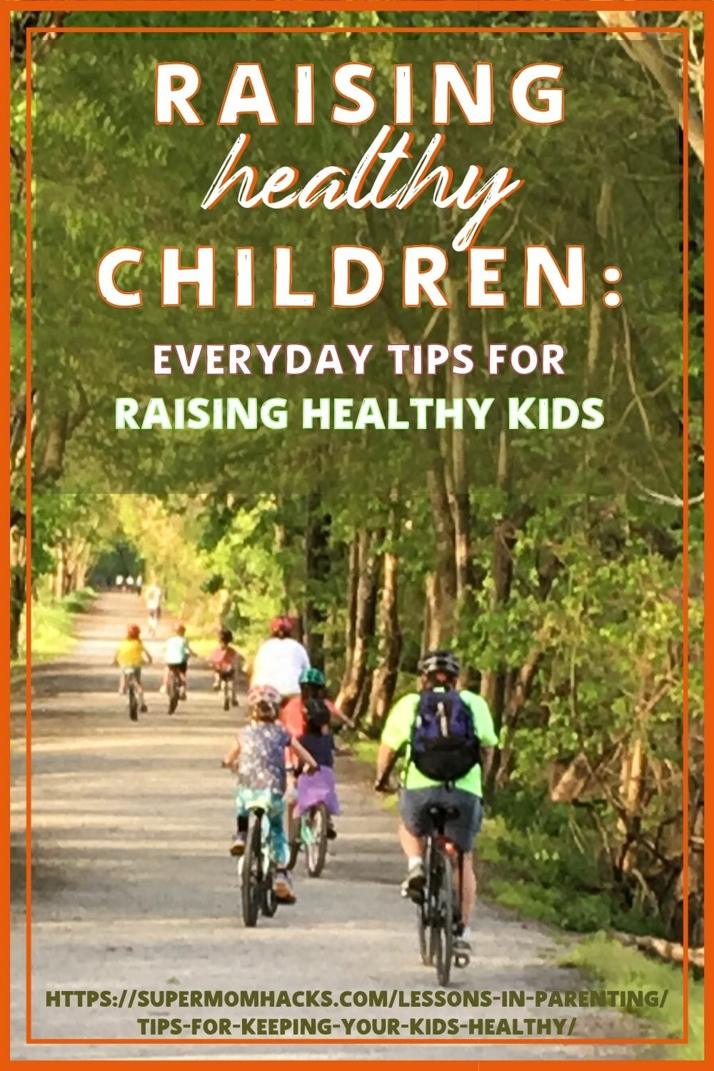 Every parent could use a few good tips for keeping your kids healthy. Experts agree with my own experiences as a mama: these tips for raising healthy children WORK!