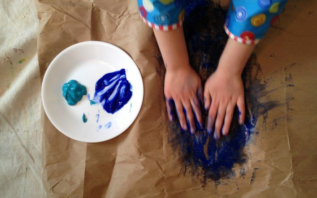 Kids' Arts & Crafts Hacks for Not-So-Crafty Parents