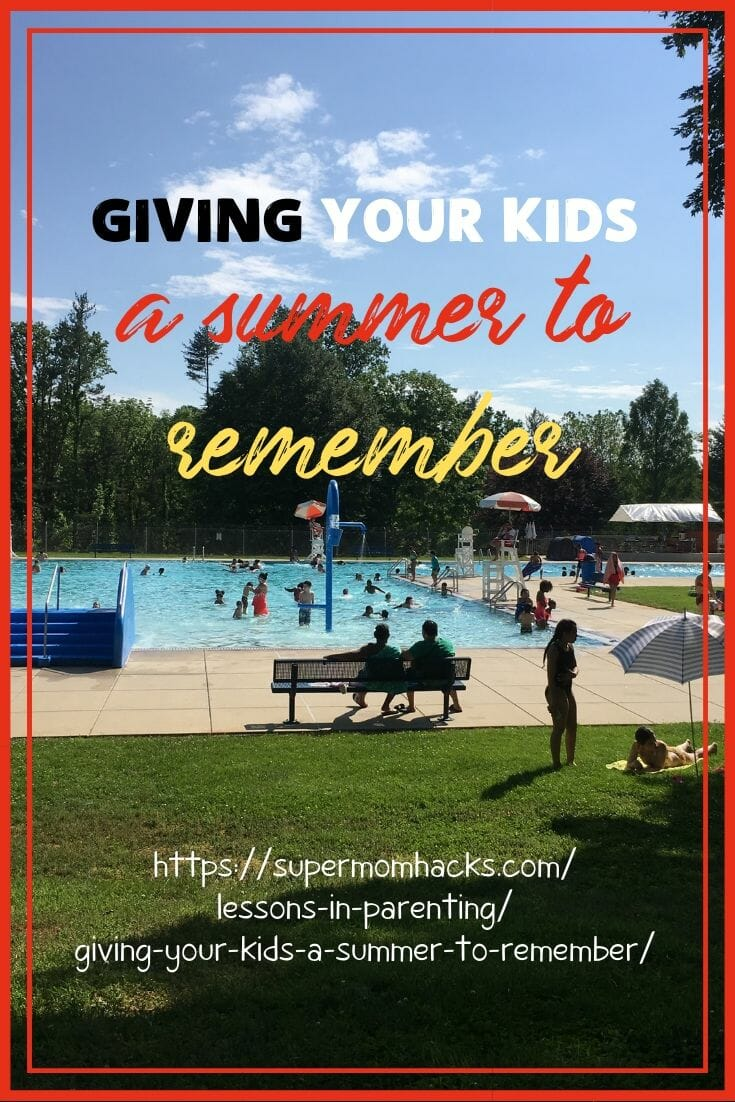 Are you ready to help your kids make summer meaningful? These tips will help you ensure that your children have a summer to remember.
