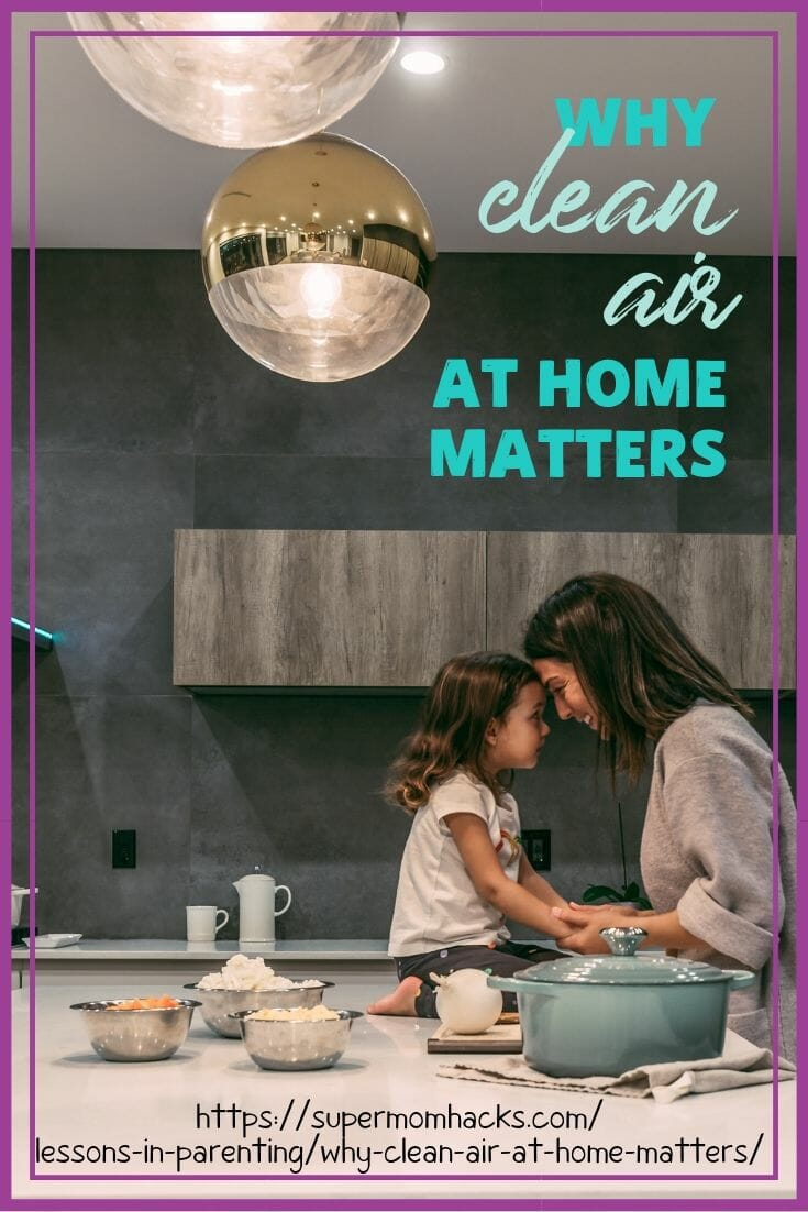 Why does having clean air at home matter for you and your family? Learn about both the risks of indoor air pollution, and what you can do about them!