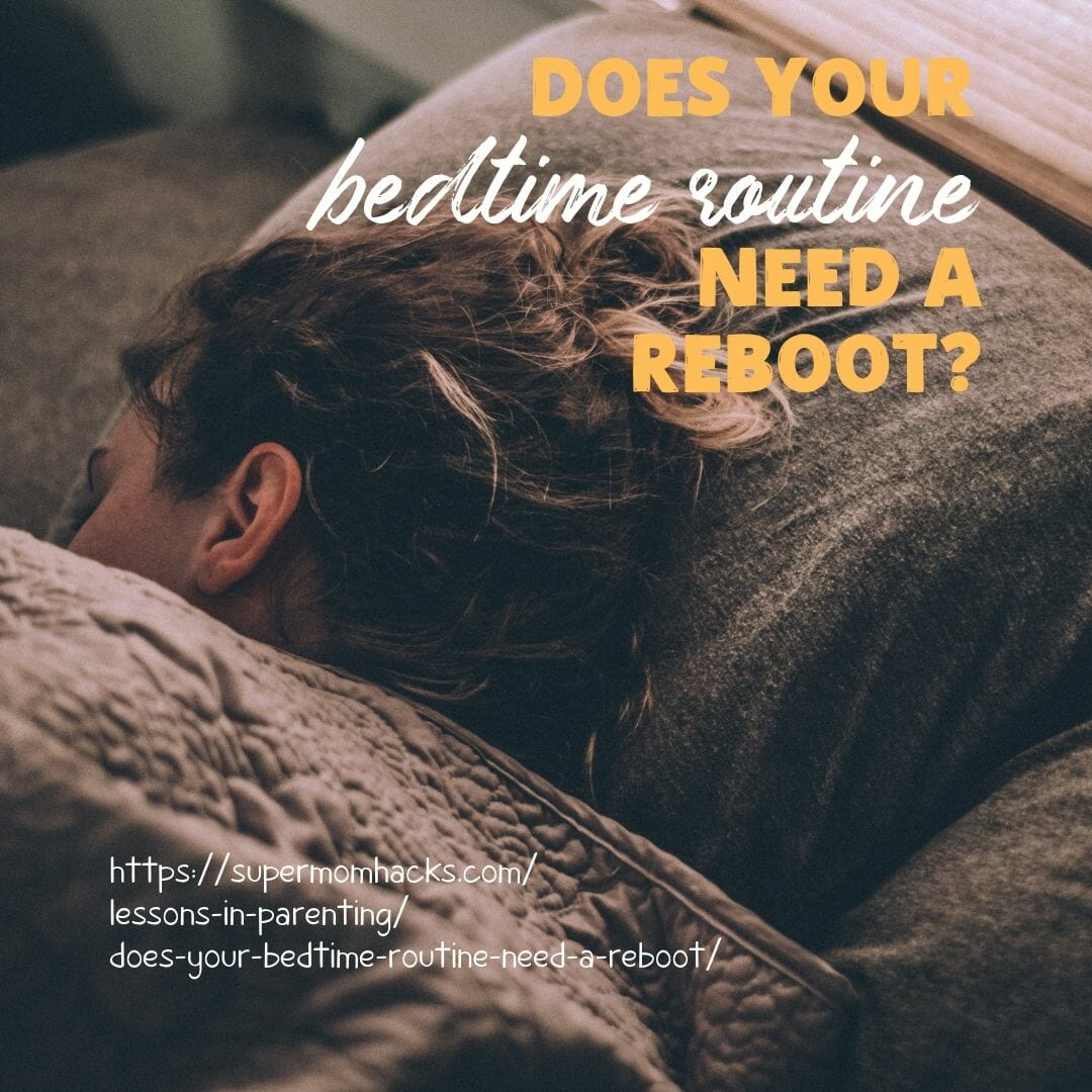 Does your personal bedtime routine need a reboot? Grownups need bedtime routines, too, you know. Here's why, and how to give yours a makeover.