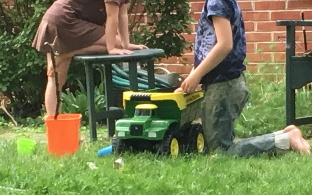 Kid-Friendly Lawn & Garden Updates