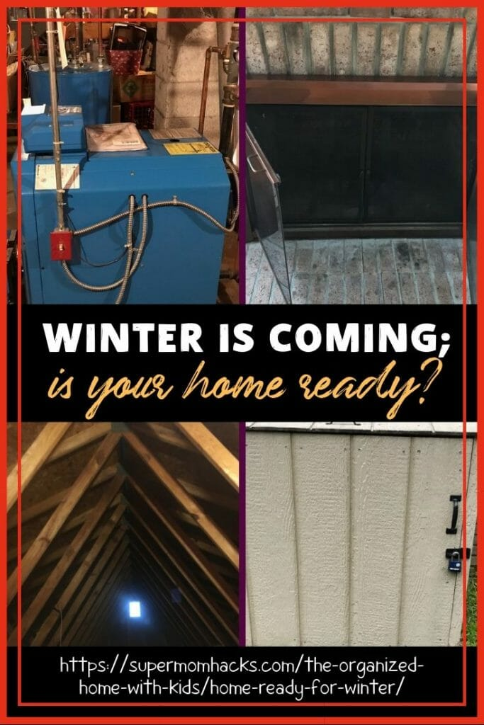 Does the thought of winter approaching leave you cold? Getting your home ready for winter is easy with this step-by-step checklist.