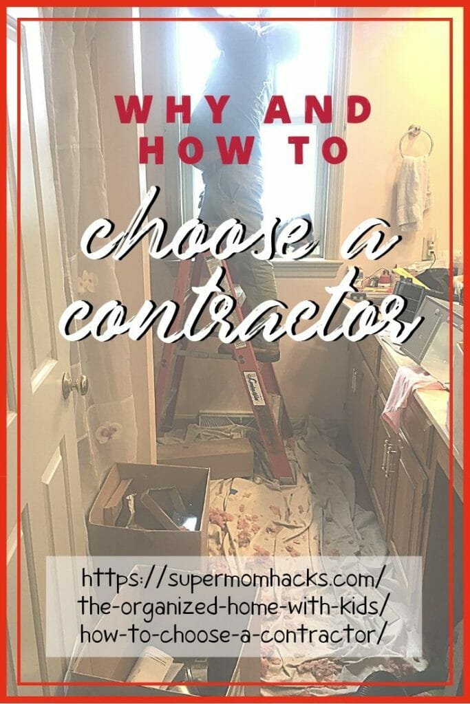 Considering a major home project? Wondering if you need a contractor? This step-by-step guide on how to choose a contractor will get you started.
