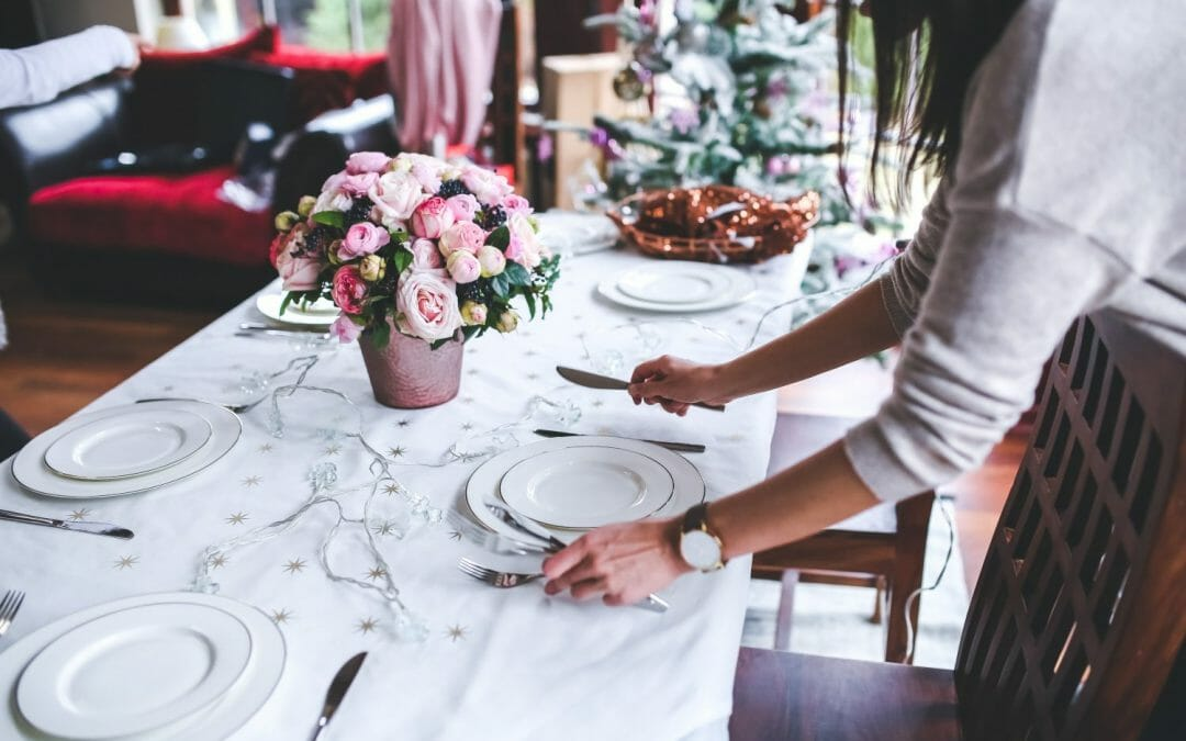 A holiday dinner party can be fun - or enough to reduce you to a bundle of frayed nerves. These tips will help you stress-proof your next holiday dinner party.