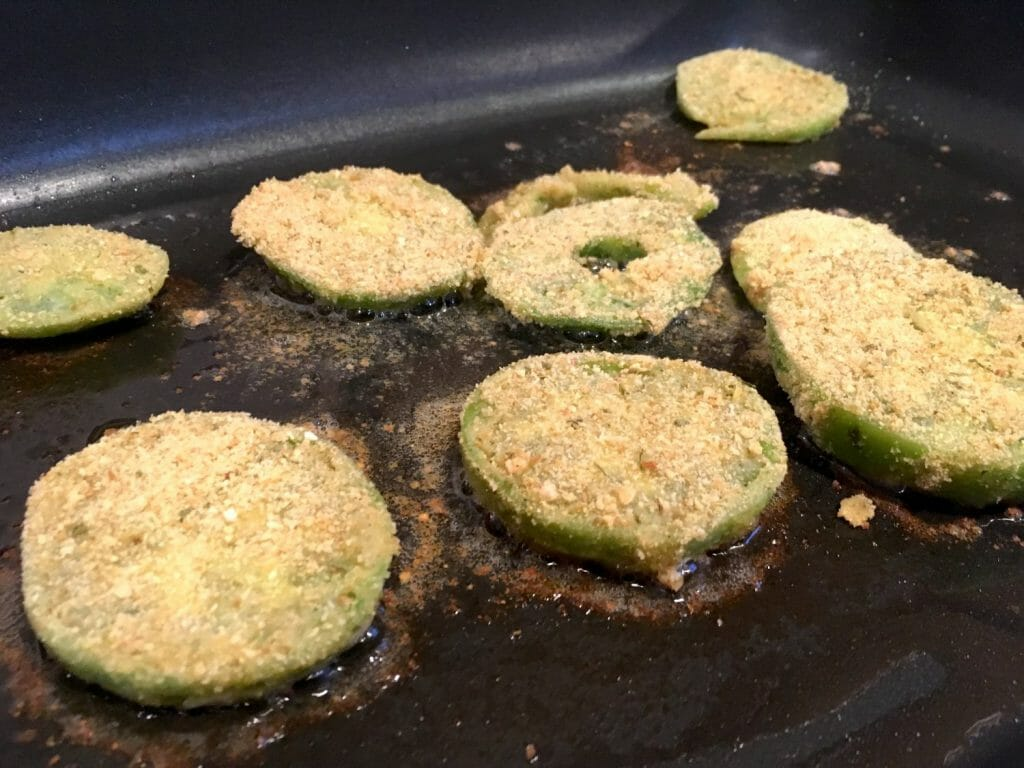 What to do with green tomatoes you harvested before the frost? My fave hack: make Fried Green Tomatoes: garden-fresh fall comfort food at its best.