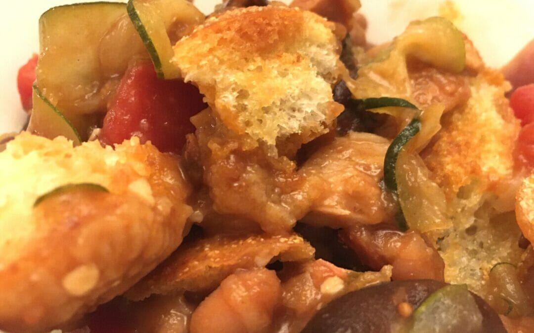 Easy Weeknight Shortcut Bean Cassoulet Recipe