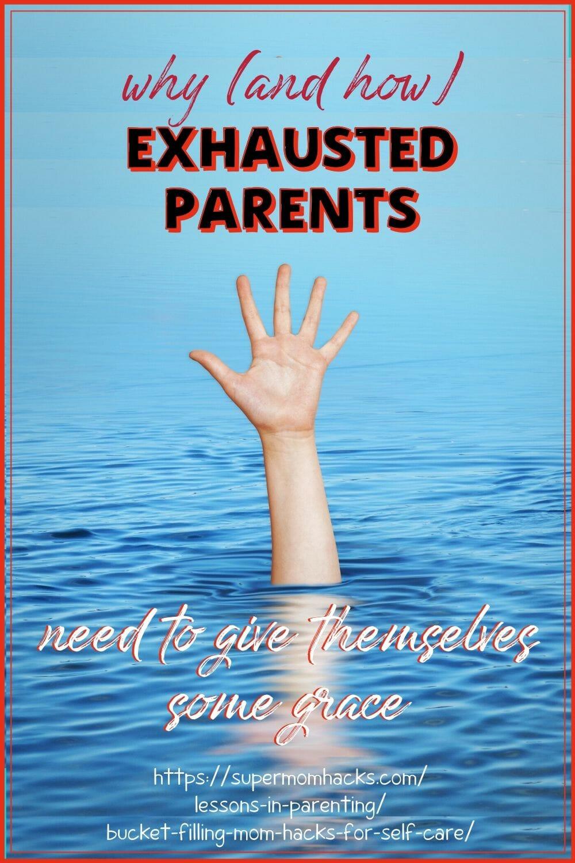 Bucket-Filling Mom Hacks for Self Care (Quarantine Edition)