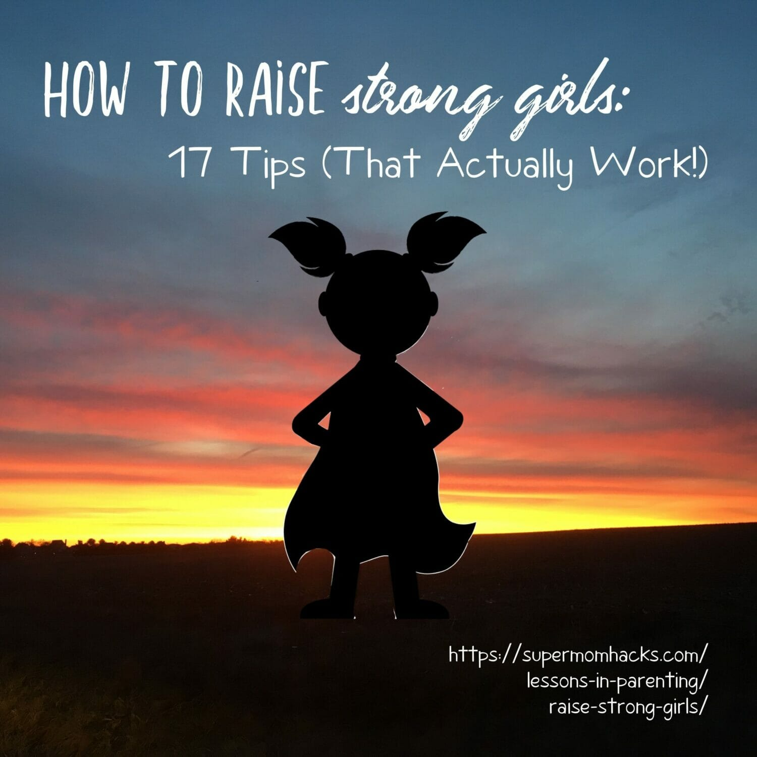 Raising a strong daughter starts early. Help your daughter learn how to be confident with these proven tips for raising strong girls.